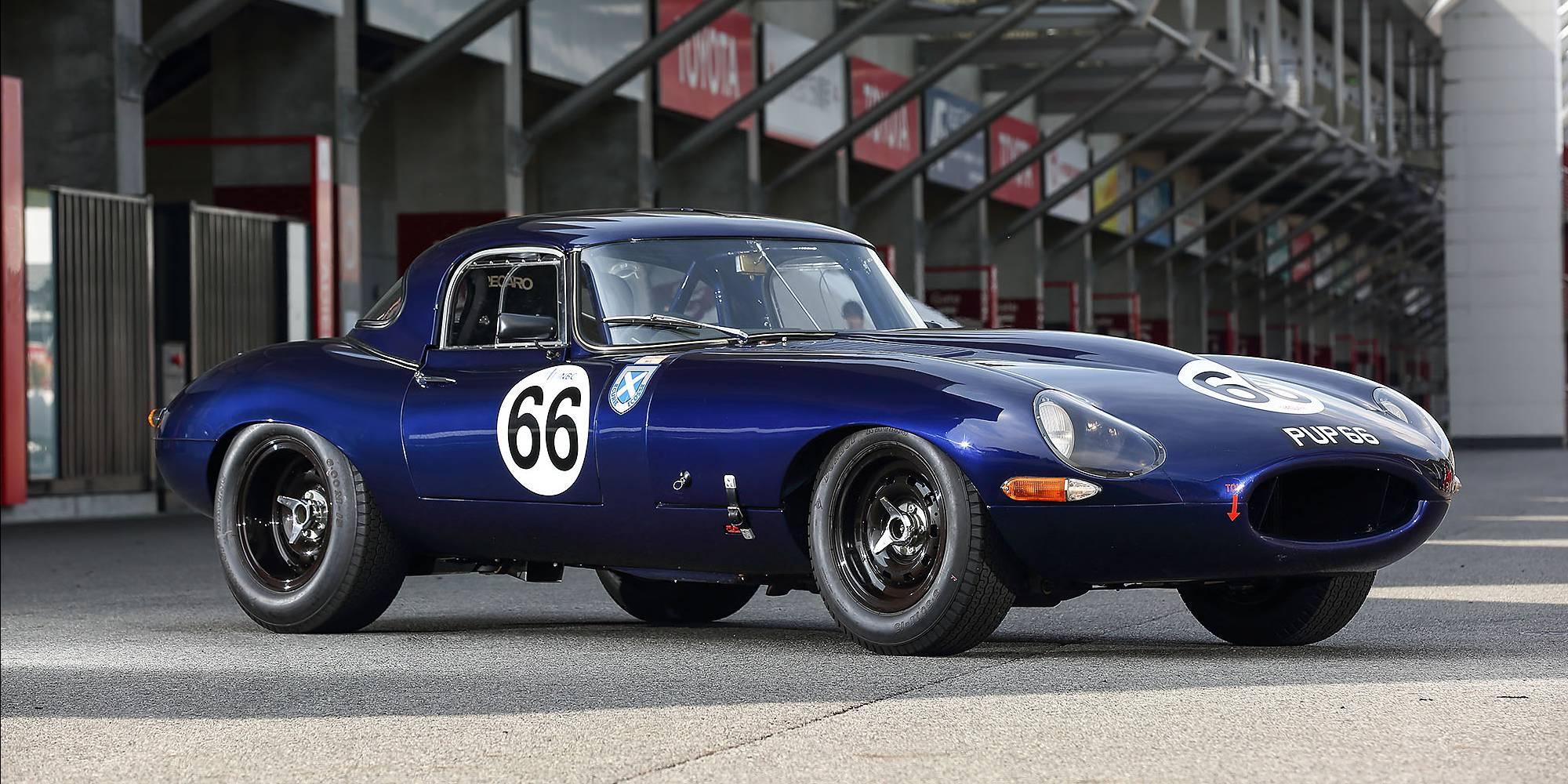Jaguar F Type Coupe >> 1963年式 ジャガー Eタイプ 3.8リッター コンペティション・クーペ ビンゴスポーツ/希少車、 絶版車、高級車の販売・買取。